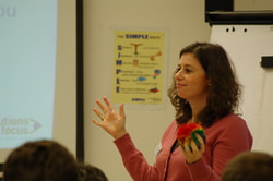 Janine Waldman Trainer Coach Facilitator The Solutions Focus