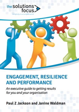 Engagement, Resilience and Performance Free Booklet